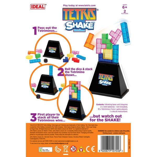 Tetris Shake - Family Board Games UK