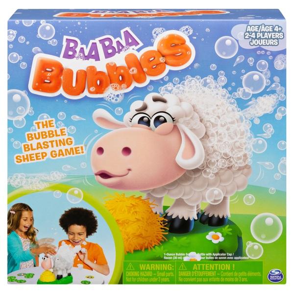 Baa Baa Bubbles The Bubble Blasting Sheep Game