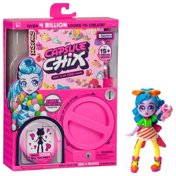 Capsule Chix Surprise Fashion Doll – Sweet Circuits