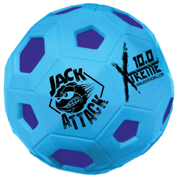 Jack Attack Xtreme 10 Crazy Bounce Ball
