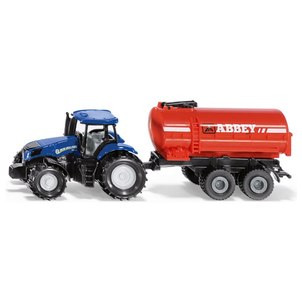 1:87 New Holland and Abbey Tanker