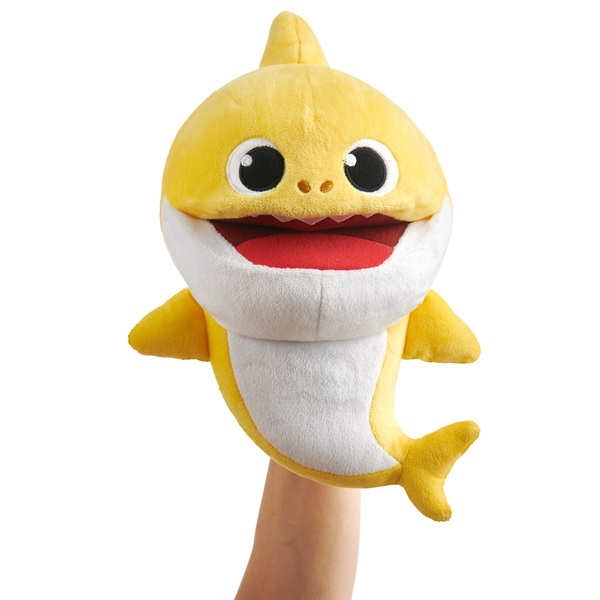 Baby Shark Singing Puppet Baby