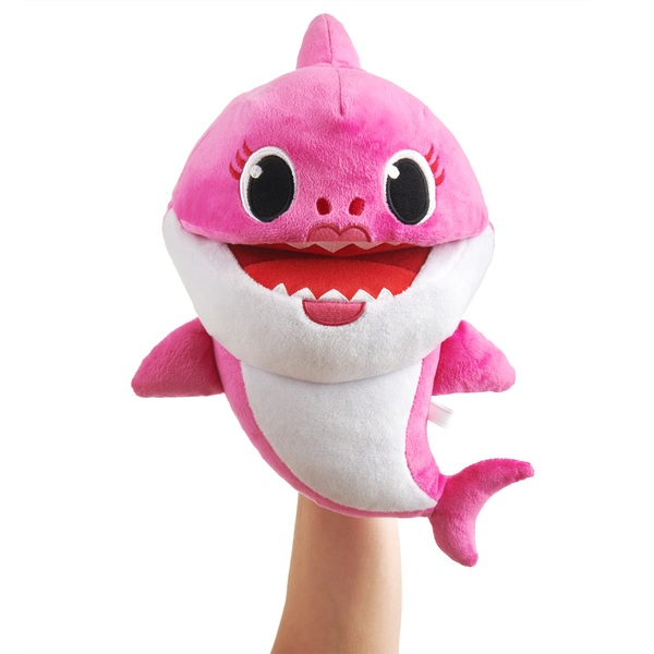 Baby Shark Singing Puppet Mommy