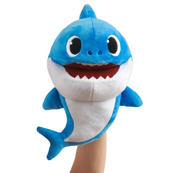 Baby Shark Singing Puppet Daddy