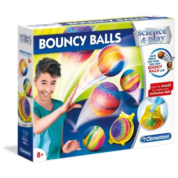Clementoni Bouncy Balls Science Kit
