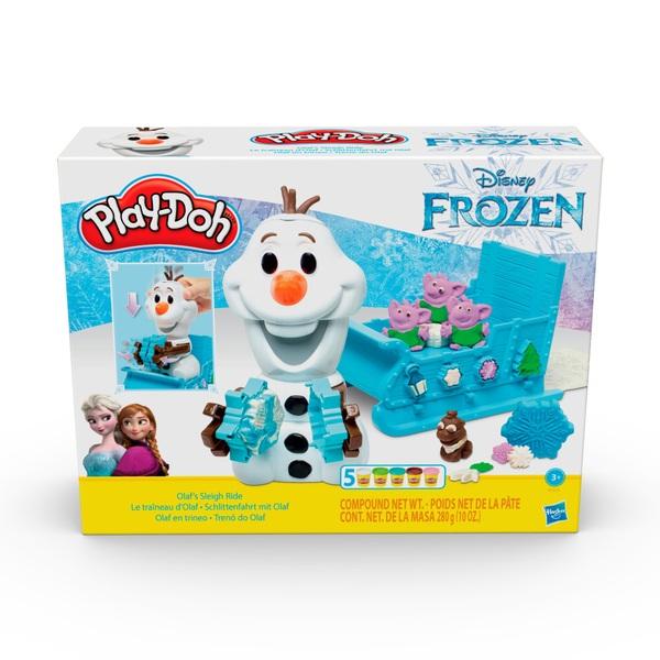 Play-Doh - Disney Die Eiskönigin: Olafs Schlittenfahrt
