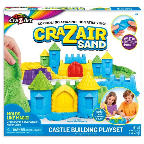 Cra-Z-Air Sand Castle Building Set