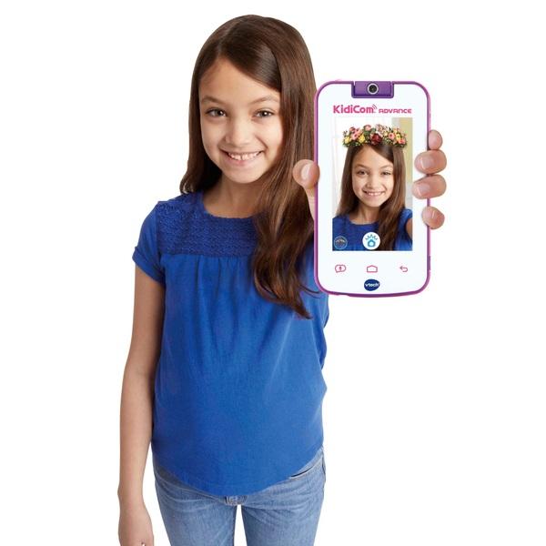 VTech Kidicom Advance Pink Smart Device