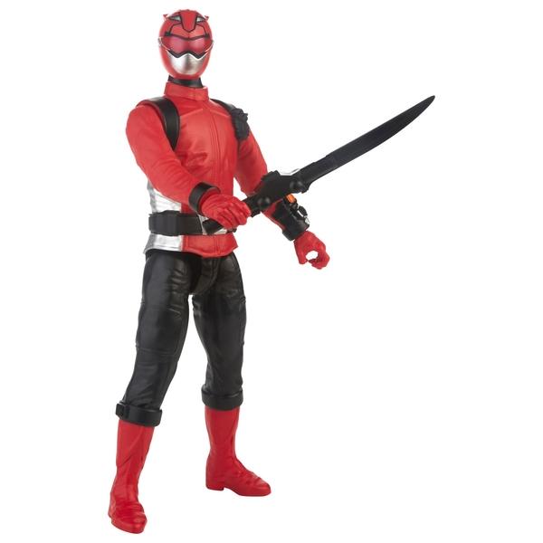 Power Rangers Beast Morphers Red Ranger 30cm