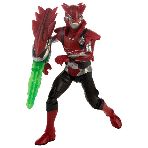 Power Rangers Beast Morphers Cybervillain Blaze 15cm