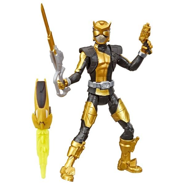 Power Rangers Beast Morphers Gold Ranger 15cm Action Figure