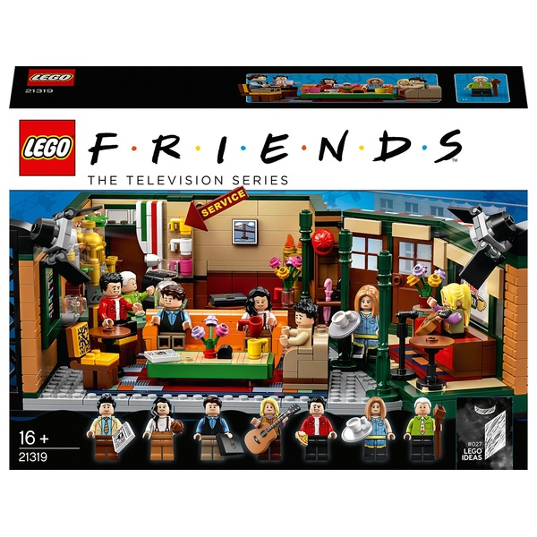 LEGO 21319 Ideas Central Perk Friends TV Show Collector Set