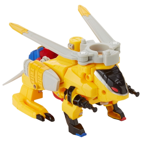 Power Rangers Beast Morphers Dual Converting Beast Chopper Zord