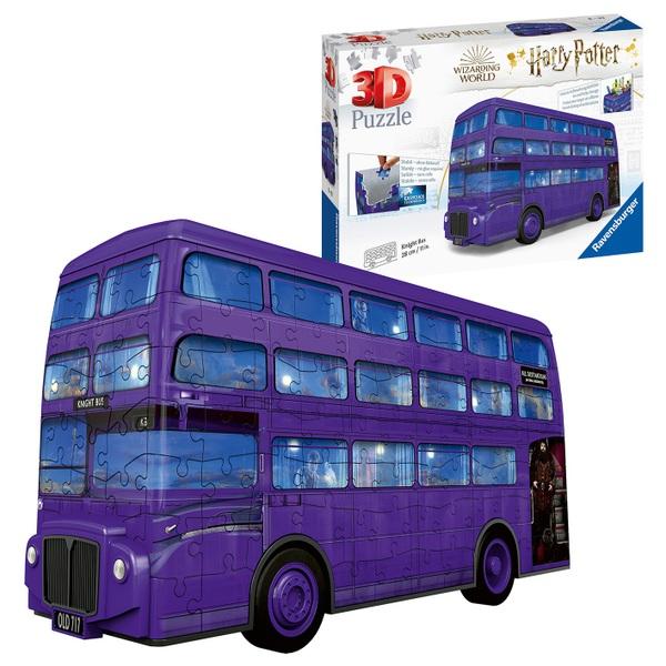 Ravensburger Harry Potter Knight Bus 3D Puzzle