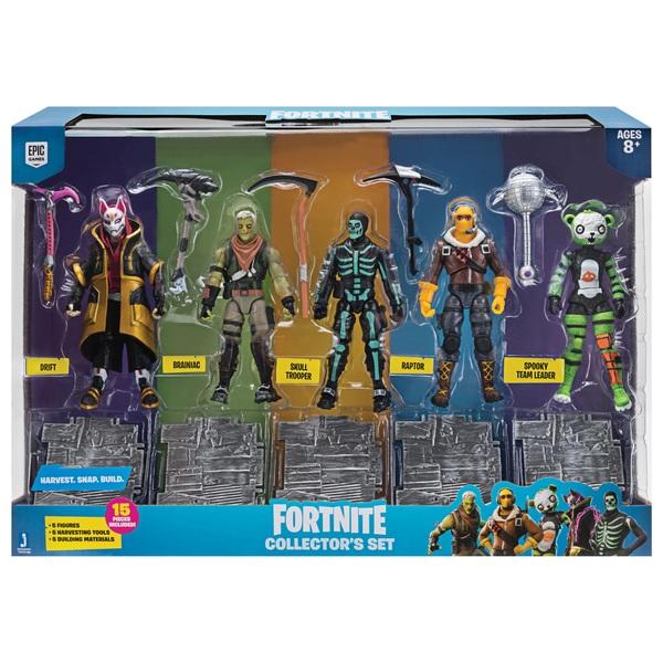Fortnite 5 Pack Core Figures