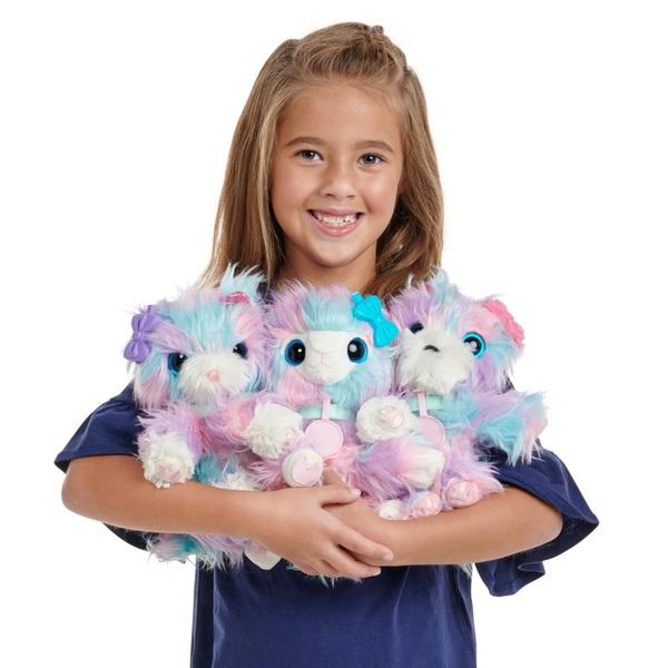 Scruff-a-Luvs Rescue Pet Surprise Soft Toy – Candy Floss - Assortment