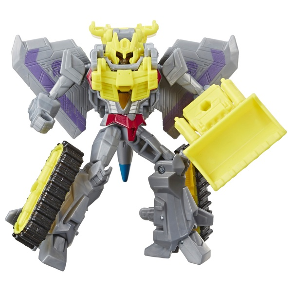 Starscream - Demolition Destroyer Transformers Cyberverse  Power of the Spark Action Figure
