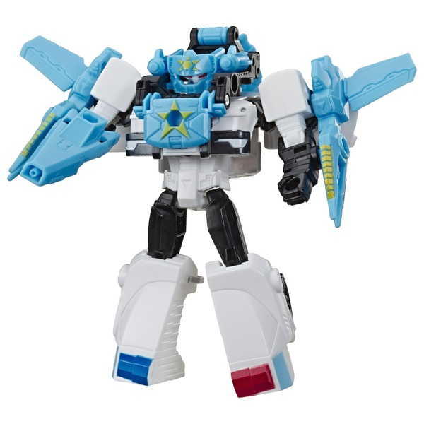 Prowl -  Transformers Cyberverse Power of the Spark Spark Armour Action Figure