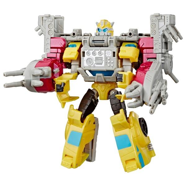 Bumblebee - Transformers Cyberverse Spark Armour Elite Action Figure