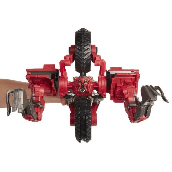 Constructicon Scavenger Transformers Studio Series Leader Class Revenge of Fallen Collectible Figure
