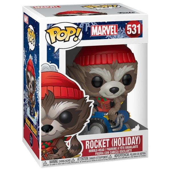 POP! Vinyl: Marvel Holiday Rocket