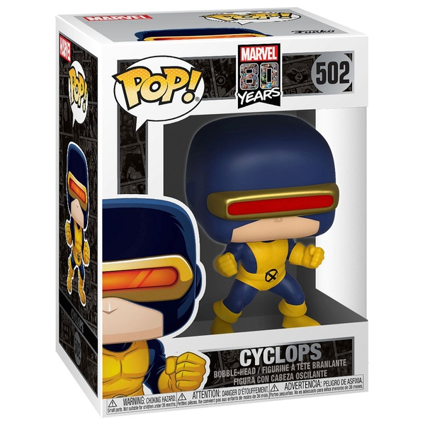 POP! Vinyl: Marvel 80th Anniversary Cyclops