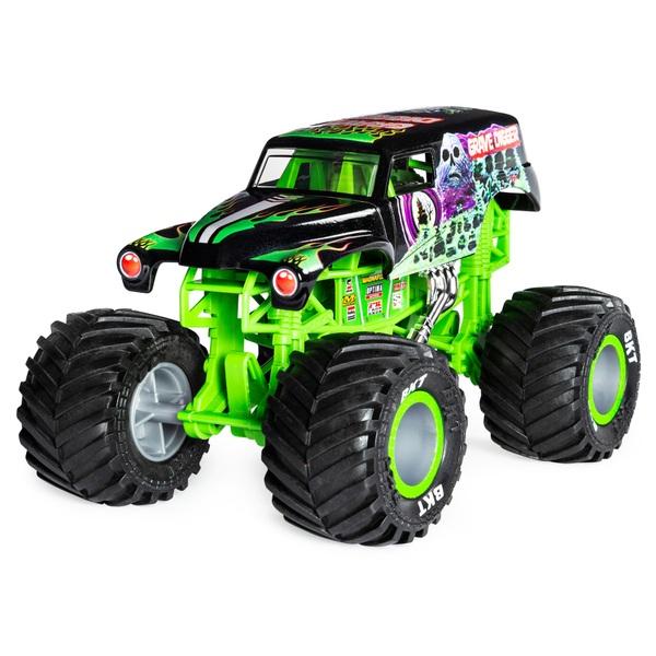 Monster Jam 1 24 Collector Die Cast Grave Digger Smyths Toys Uk