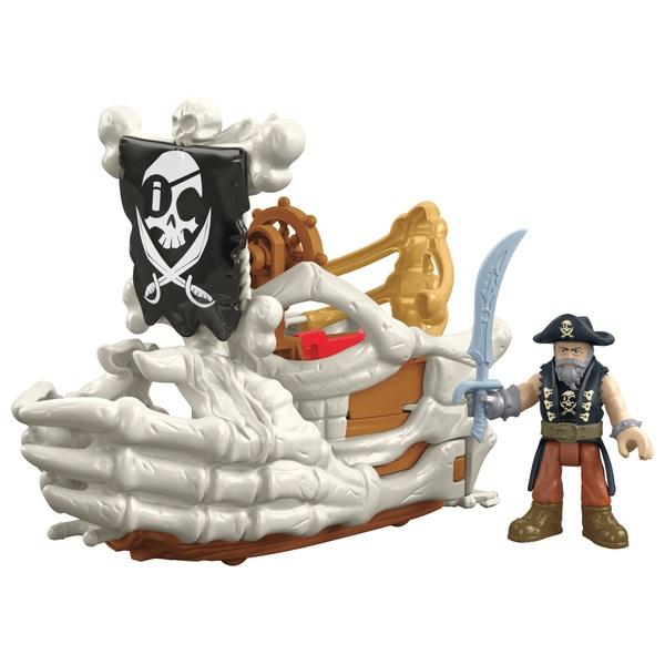 Imaginext Core Feature Pirate Billy Bones