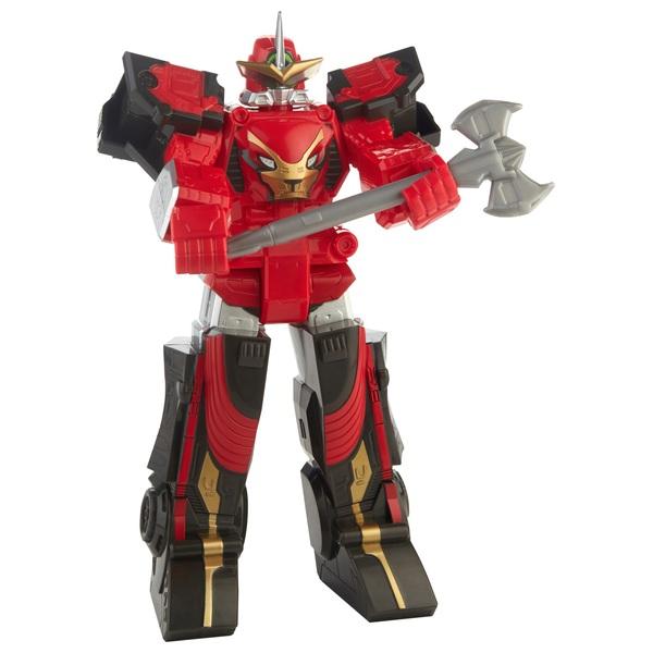 Power Ranger Megazord Beast Racer Figure