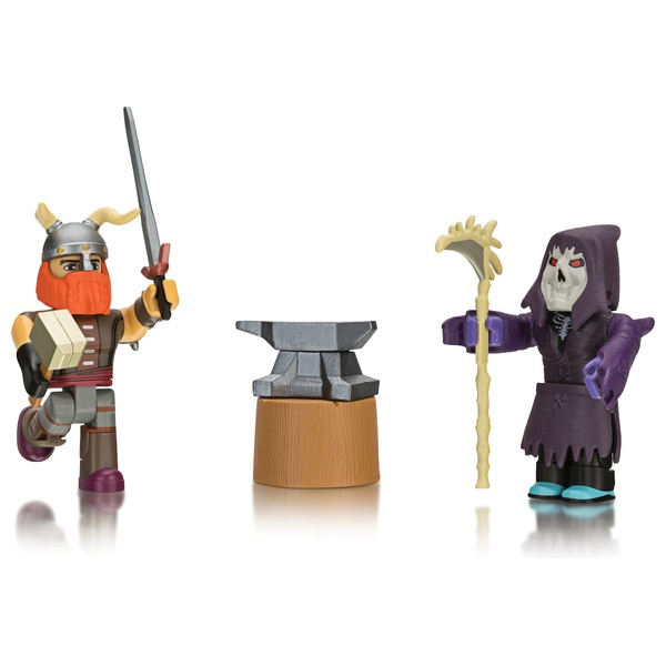 Roblox Legendary Gatekeepers Attack Game Pack Series 5 Smyths Toys Ireland - lego roblox characters