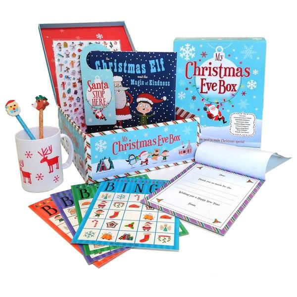 Keepsake Box My Christmas Eve Box
