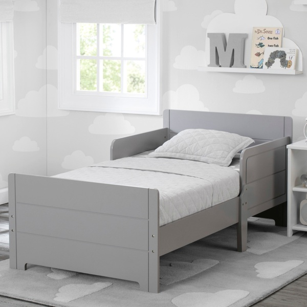 Delta Children Toddler Bed (Grey)