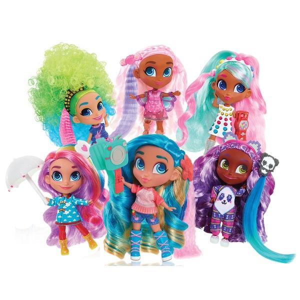 Hairdorables Dolls Assortment - Series 3