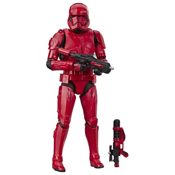 Star Wars The Black Series Sith Trooper Star Wars: The Rise of Skywalker