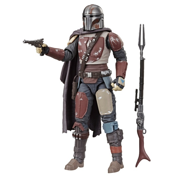Star Wars The Black Series The Mandalorian Figure