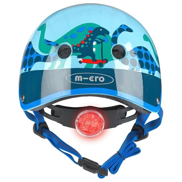 Micro Deluxe Helmet Scootersaurus 48-54cm
