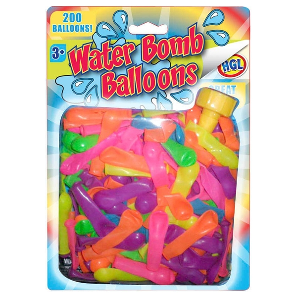 200 Water Balloons