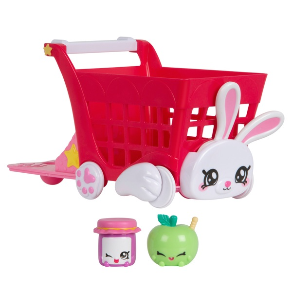 Kindi Kids Shopping Cart Playset