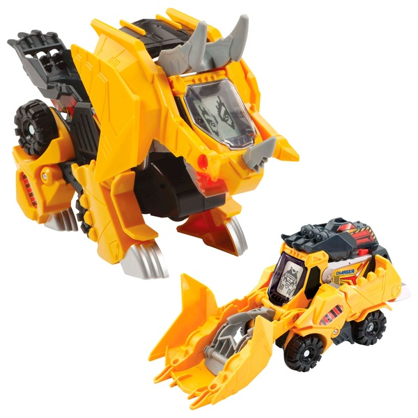 VTech Switch and Go Dinos Charger the Triceratops