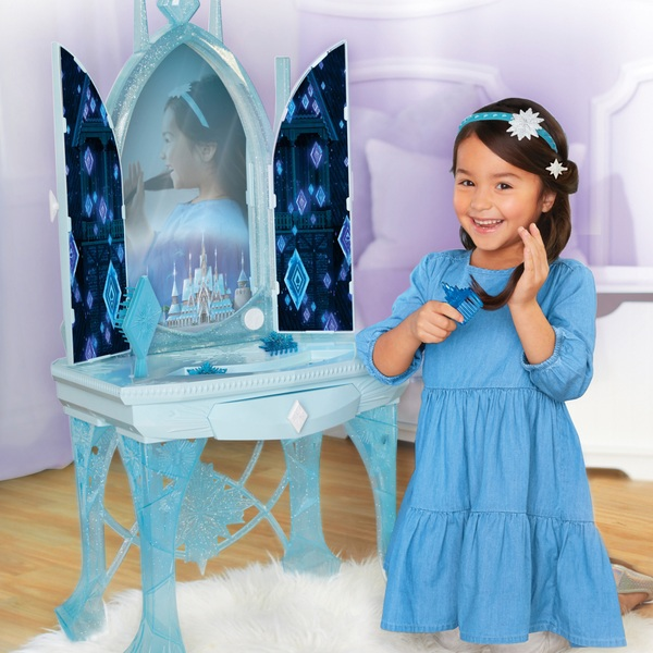 Disney Frozen 2 Elsa's Feature Vanity