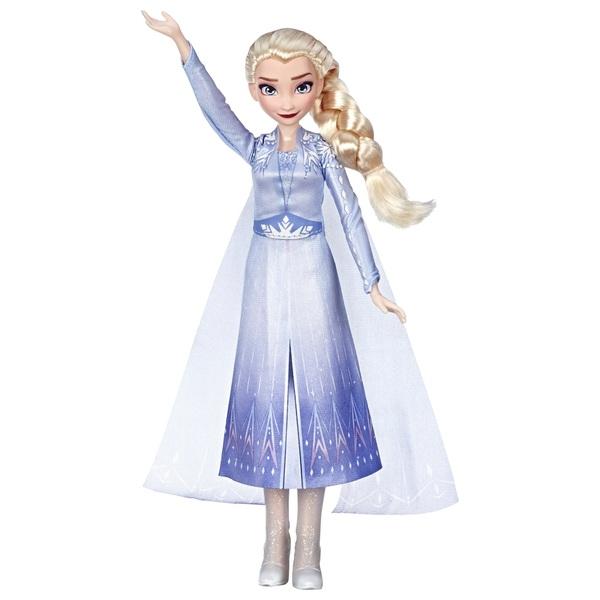 Disney Frozen 2 Singing Elsa Fashion Doll