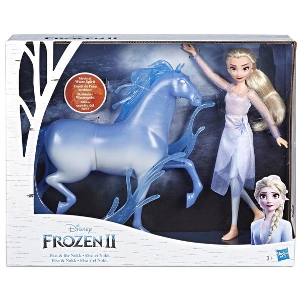 Disney Frozen 2 Nokk and Elsa Pack