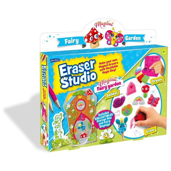 Eraser Studio Magical Fairy Garden
