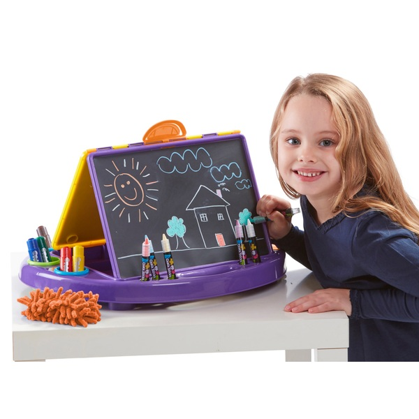 Little Brian Paint Sticks 2-in-1 Art Station