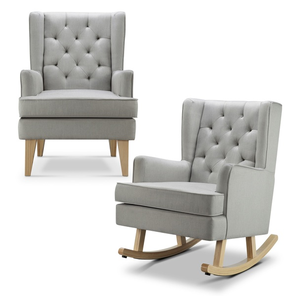 Nested Soothe Easy Chair & Rocker