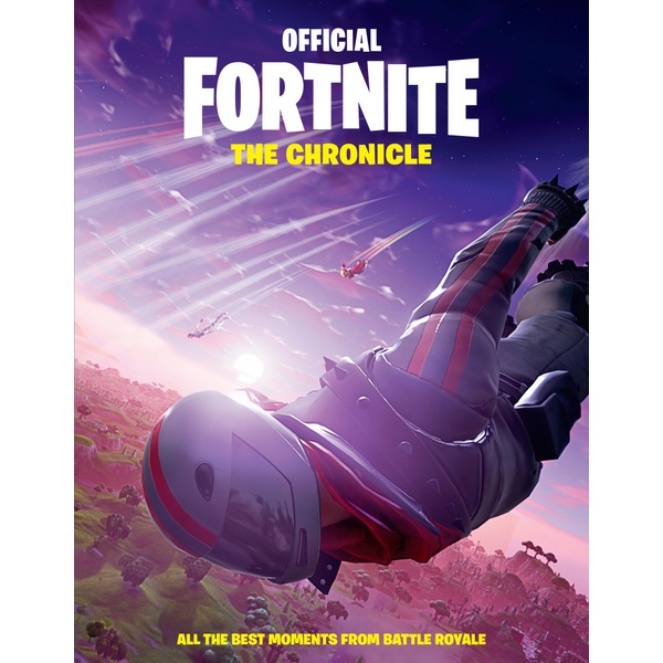 Official Fortnite: The Chronicle Annual 2020