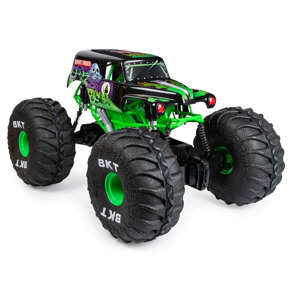 Monster Jam Official 1:6 Radio Control Mega Grave Digger