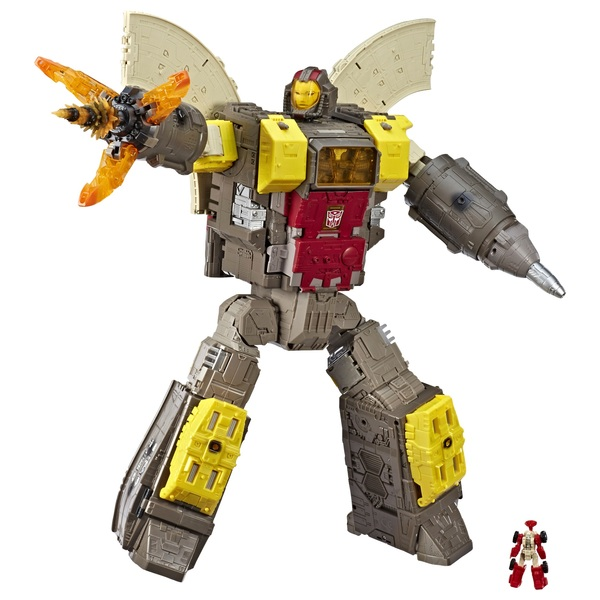 S29 Omega Supreme Transformers War for Cybertron Titan Class Collectible Action Figure