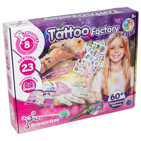 Science 4 You Tattoo Factory