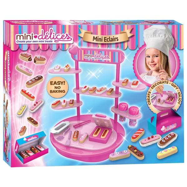 Mini Delices Mini Eclairs Workshop